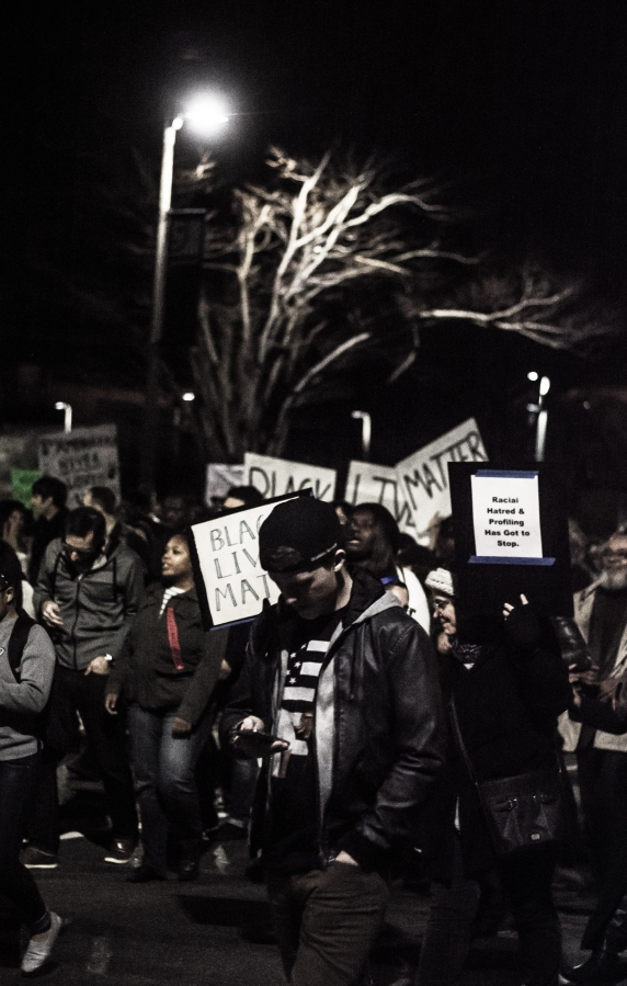 21st Century Protestor
